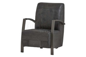 My Sons Fauteuil Rene antraciet