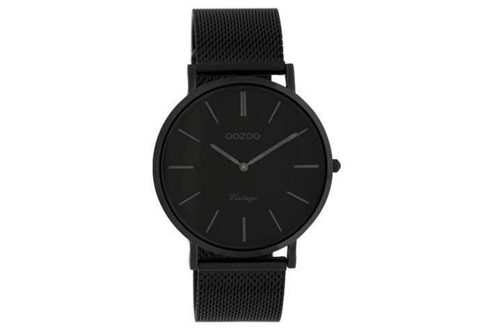 Oozoo Oozoo horloge zwart | C9933