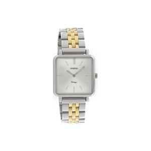 Oozoo horloge zilver / goud | C9952