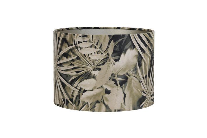 Light en Living Light & Living Lampenkap palm velours 20cm