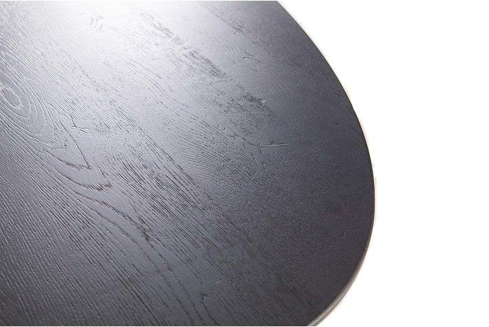 Eleonora Eleonora Eettafel ovaal - 240x120cm zwart