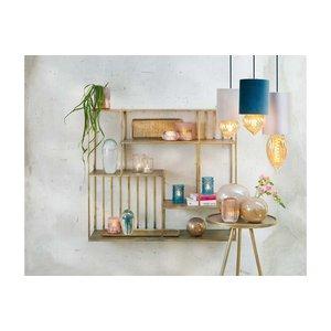 Light & Living Wandkast open yvona  antiek  goud
