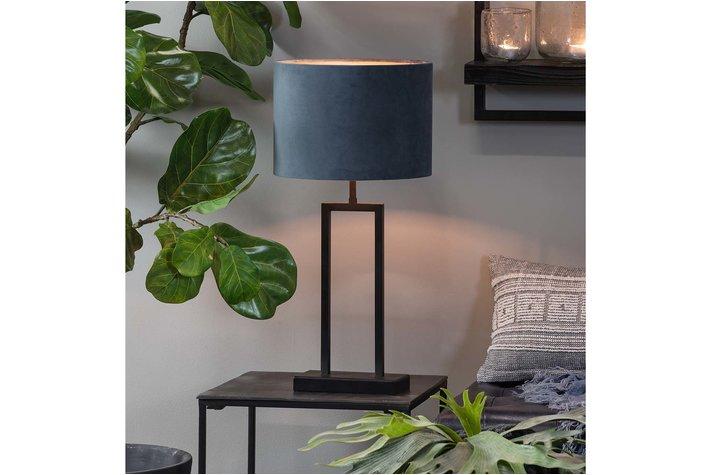 Light en Living Light & Living Tafellamp shiva S mat zwart
