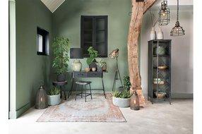Light en Living Light & Living Hanglamp paige donker brons