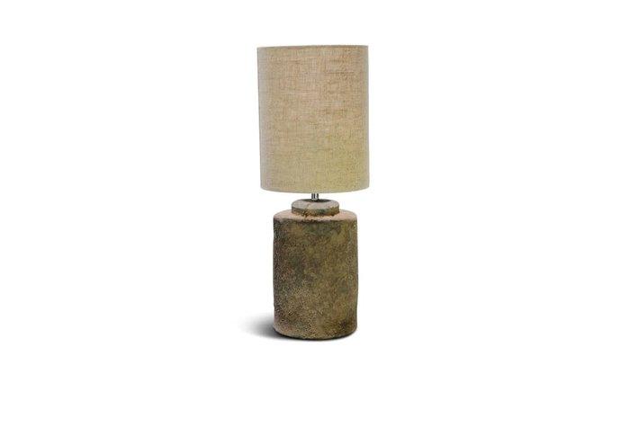 Brynxz Brynxz lamp cylinder basic old brown