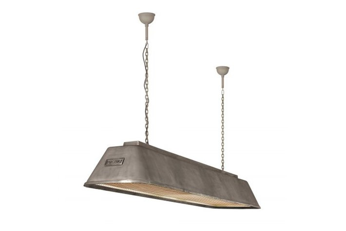Frezoli Lighting by Tierlantijn Frezoli hanglamp Bizz Aluminium L.835.1.800