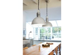 Frezoli Lighting by Tierlantijn Frezoli hanglamp Lozz Grijs/zwart L.817.1.600