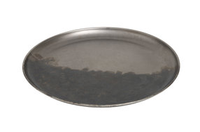 PTMD PMTD Raves Silver dirty iron bowl round S