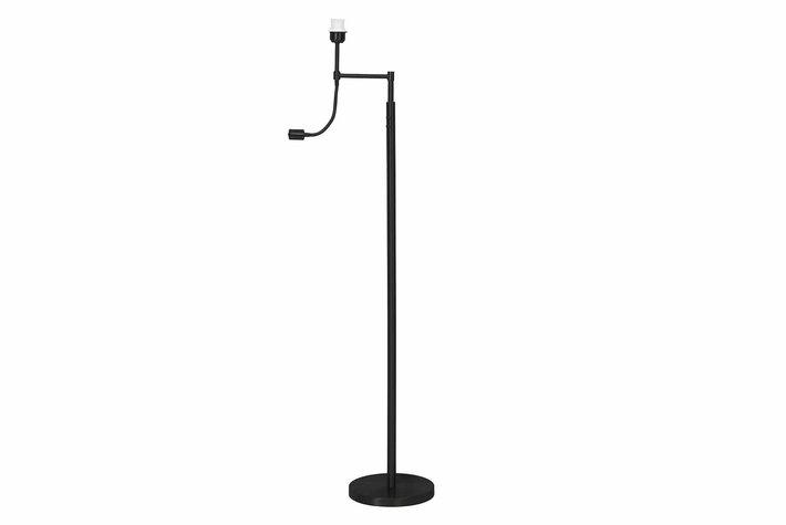 Light en Living Light en Living vloerlamp CALGARY matt black with LED