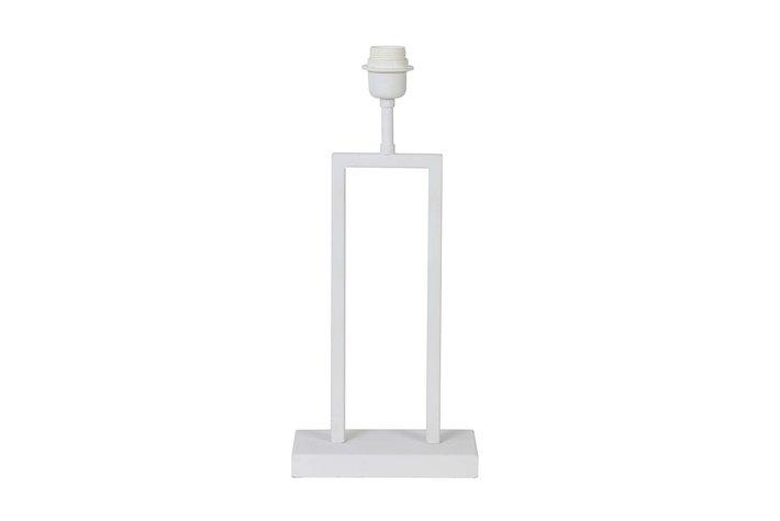 Light en Living Light & Living Lamp base 20x10x41 cm SHIVA wit