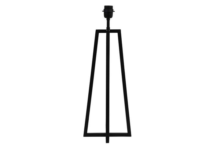 Light en Living Light en Living Lamp base 21x21x56 cm MILEY matt black