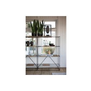 Schappenkast Jukebox room divider single 100cm
