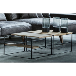 Coffee table Jukebox 60x60cm