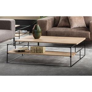 Jukebox coffee table 80x80cm