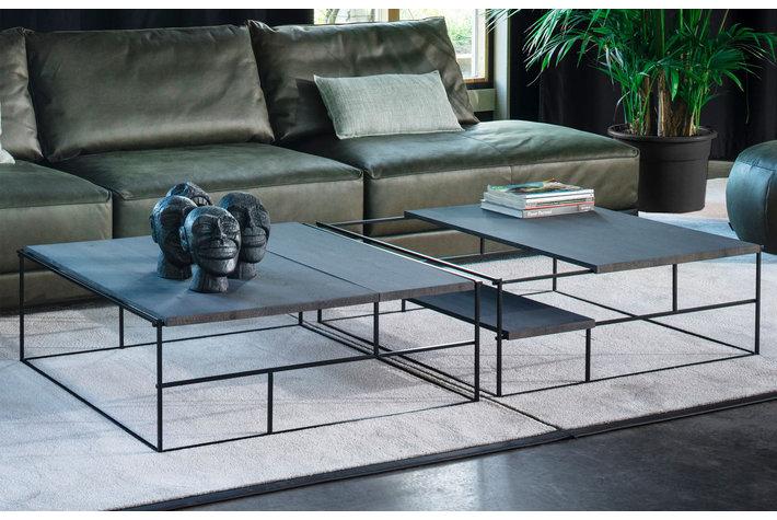 Passe Partout Banken Jukebox coffee table 80x80cm