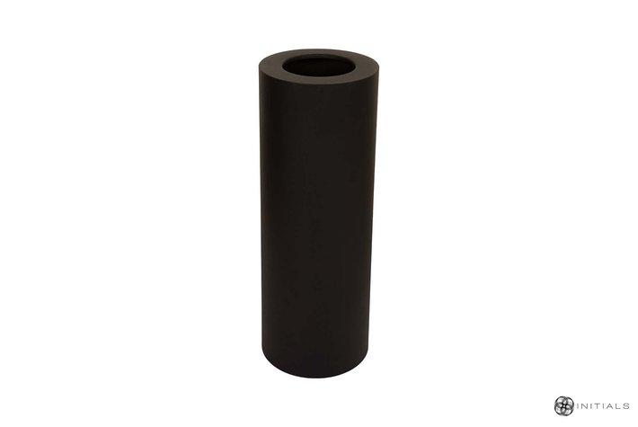 Haans lifestyle Haans Stand zinc structure matt black round - 80cm
