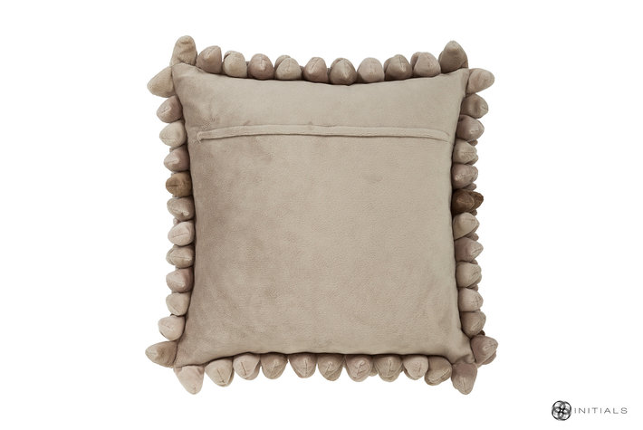 Haans lifestyle Haans Cushion Pebble - Sand Taupe