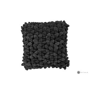 Haans Cushion Pebble - Dark Graphite