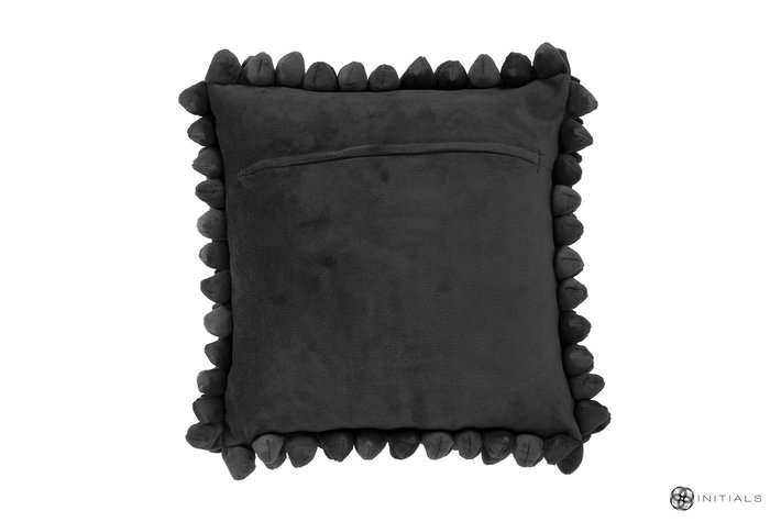 Haans lifestyle Haans Cushion Pebble - Dark Graphite
