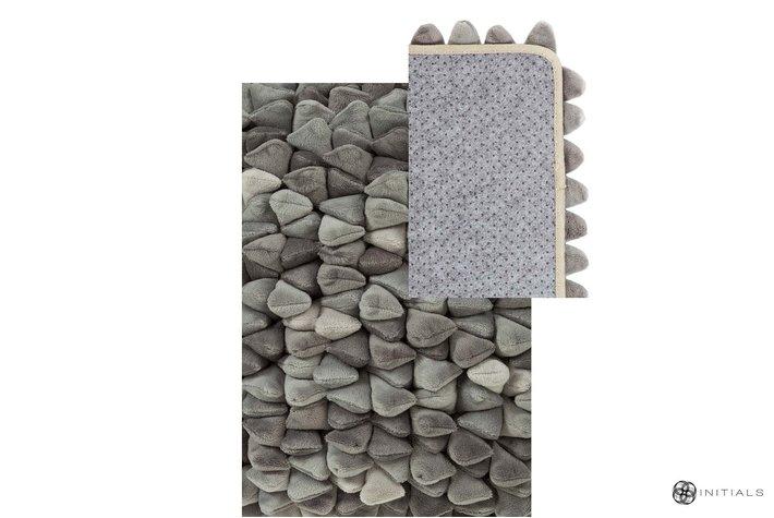 Haans lifestyle Haans Carpet Pebble Ash Grey 240x170cm