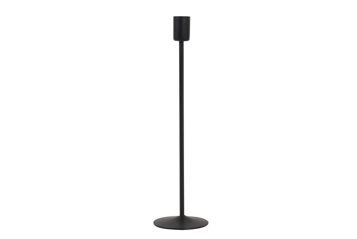 Light en Living Light & Living Candle holder Ø8x20,5 cm BORGO matt black