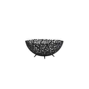 Light & Living Bowl Ø35,5x14 cm GALAXA matt black