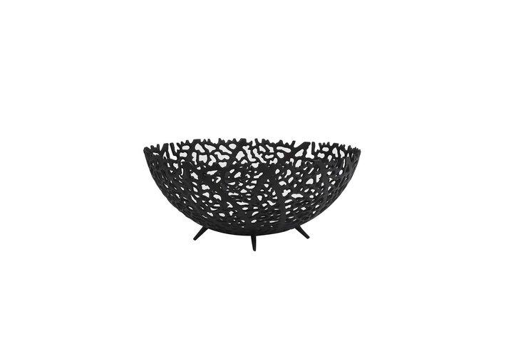 Light en Living Light & Living Bowl Ø35,5x14 cm GALAXA matt black