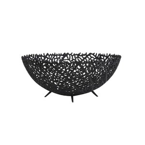Light & Living Bowl Ø46x18 cm GALAXA matt black