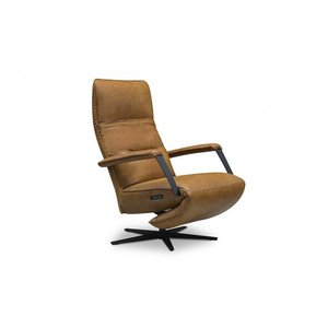 Relaxfauteuil Carel tabac