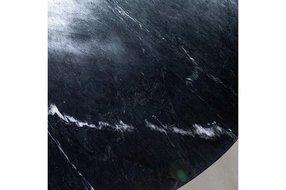 Eleonora Eettafel Remy marmer rond - 130x78cm