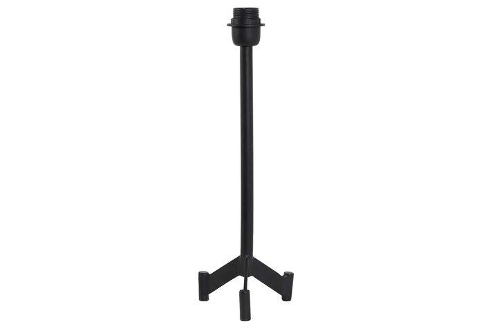 Light en Living Lampvoet 15,5x15,5x40 cm DENNIS mat zwart
