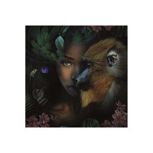 Alu Art MA Monkey & Me 120x120