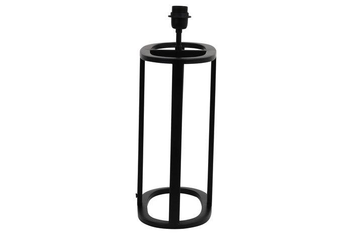 Light en Living Light en Living Lampvoet 36x18,5x51 cm MYLO mat zwart