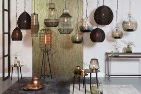 Light en Living Light & Living Hanging lamp Ø29x43 cm NAYLA bronze-gold