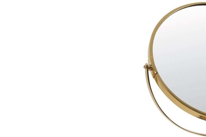 Light & Living Mirror on base 24x9x40,5 cm RIESCO marble white-gold