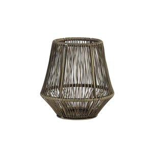 Light & Living Tealight Ø12x12 cm VITU antique bronze