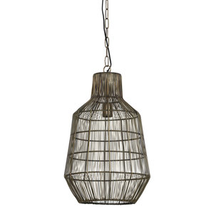 Light & Living Hanglamp Ø34x55 cm HAISEY antiek brons3093818