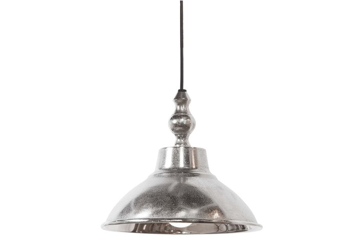 Light en Living Light & Living Hanglamp Ø21,5x19 cm ANIEK ruw nikkel 3034857