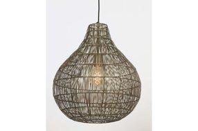 Light en Living Light & Living Hanglamp kayla brons