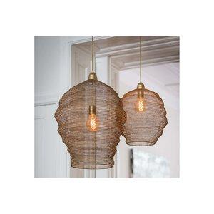 Light & Living Hanglamp Ø38x42 cm NINA gaas licht goud