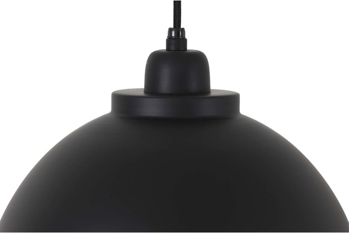 Light en Living Light & Living Hanglamp Zwart  Kylie