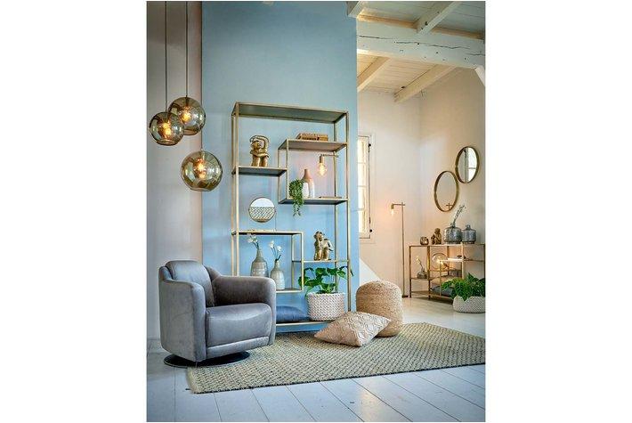 Light en Living Light & Living Hanglamp Metallic Sheila  M