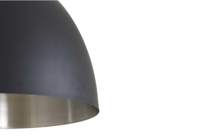 Light en Living Light & Living Industriele Kylie hanglamp zwart