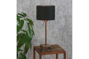 Light en Living Light & Living Kap cilinder 15-20-20 livigno antraciet