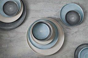 Mateus Servies Mateus Sam Baron platter 30cm grey