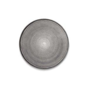 Mateus Sam Baron plate 25cm grey