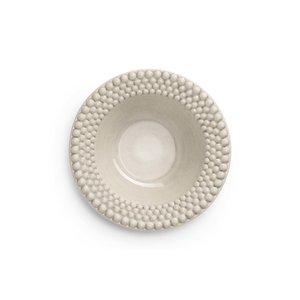 Mateus Bubble soup plate 25cm sand