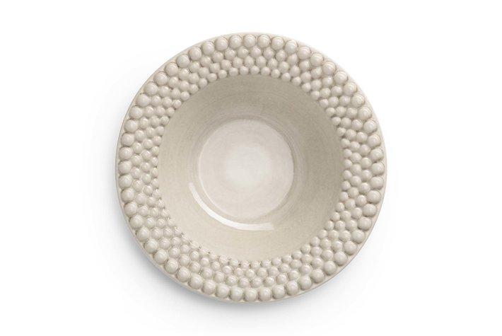Mateus Servies Mateus Bubble soup plate 25cm sand