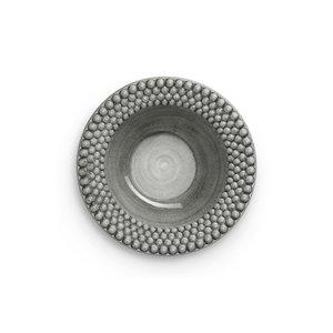Mateus Bubble soup plate 25cm grey
