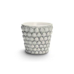 Mateus Bubble espresso cup 10cl grey